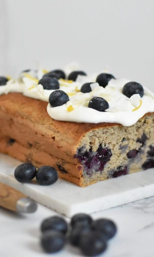 Blueberry Bananenbrood