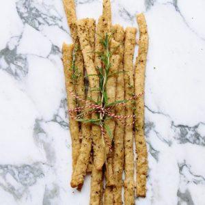 Soepstengels / Breadsticks